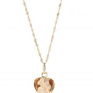 Medalik Matki Boskiej Częstochowskiej z Serce