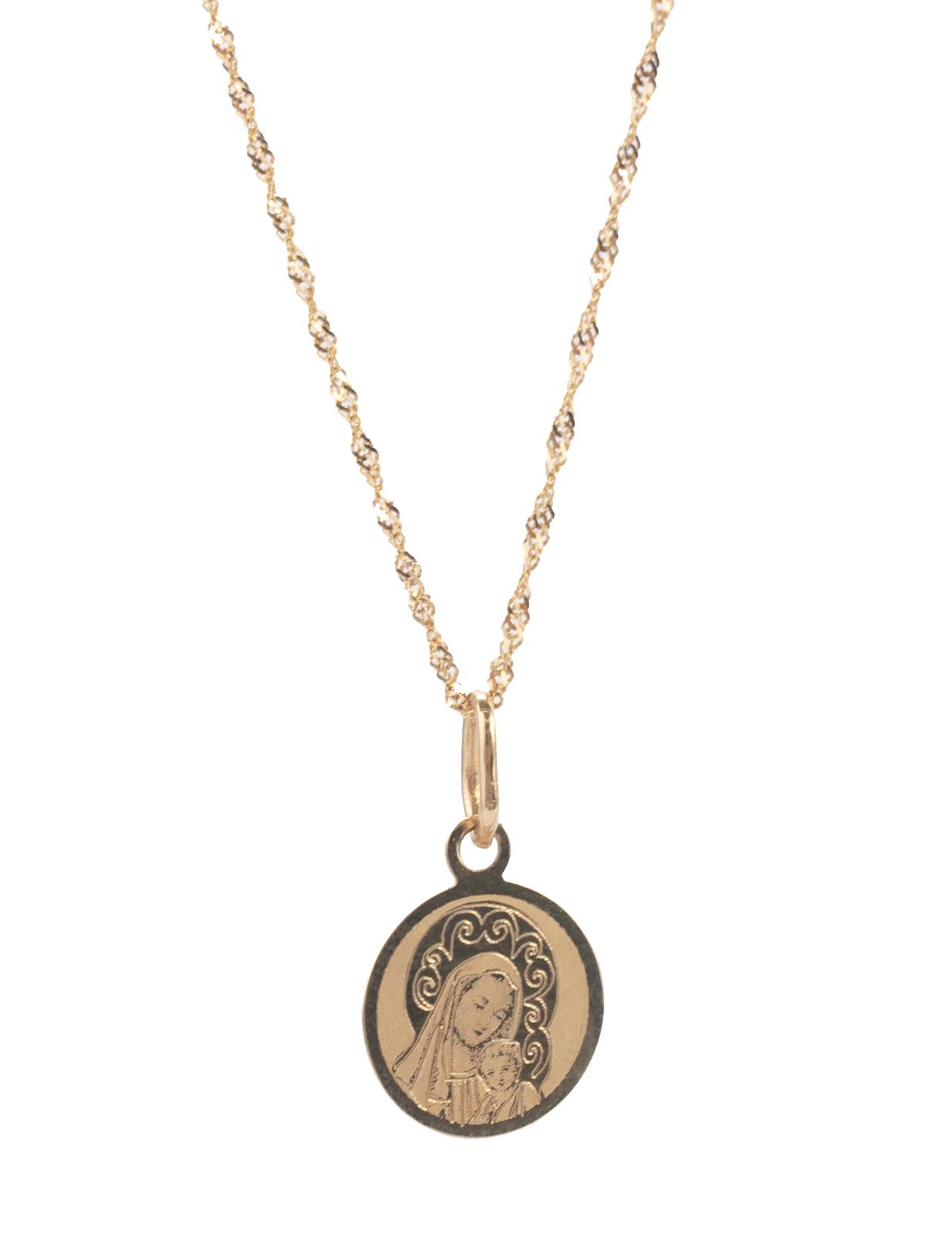 Medalik Matki Boskiej