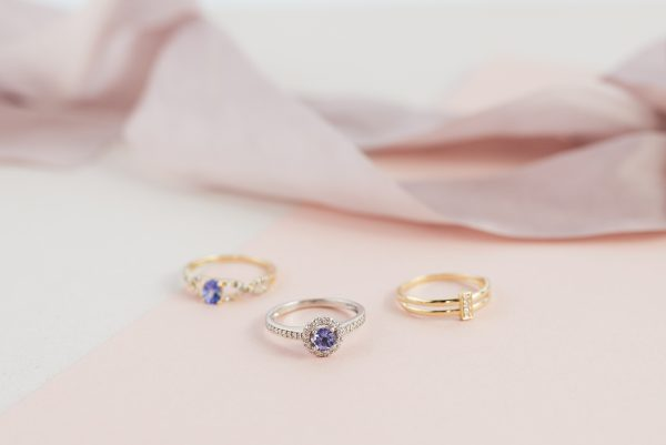 praktyczne pierścionki zaręczynowe , niehaczące